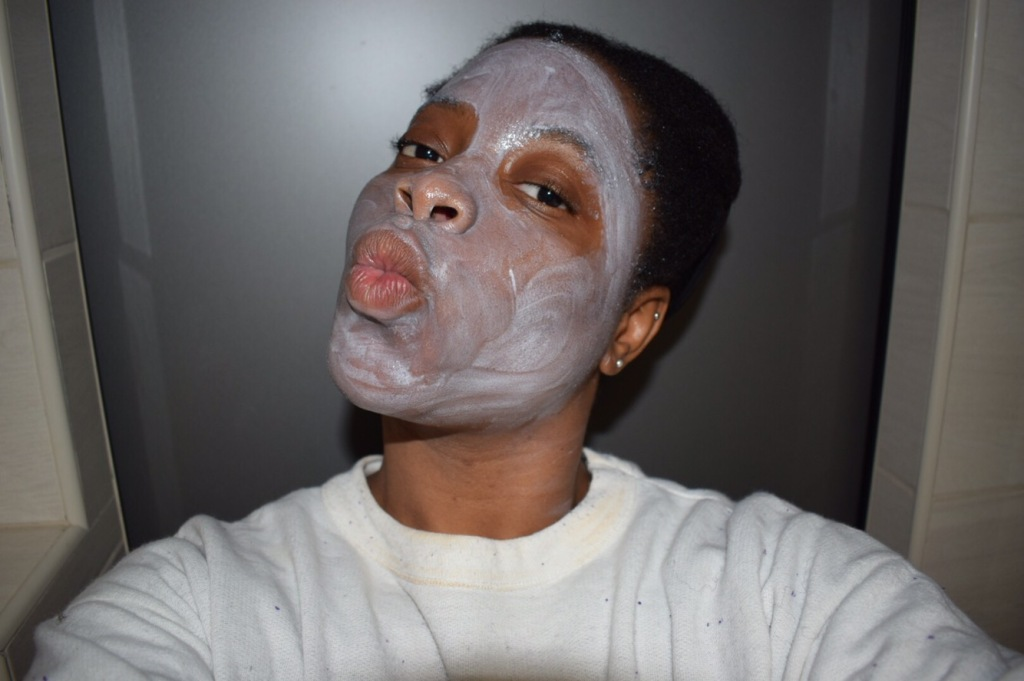 the body shop warming mineral clay mask the ash tree journal