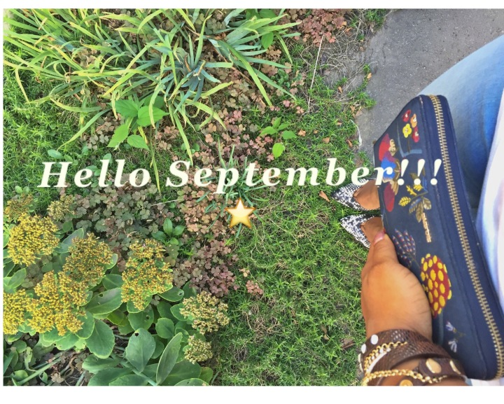 September Bucket list: 4 simple things to try this month!