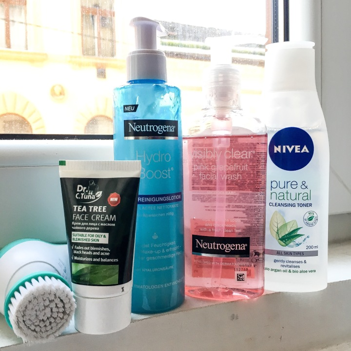 BEAUTY || MY EVERYDAY FACIAL SKIN CARE PRODUCTS