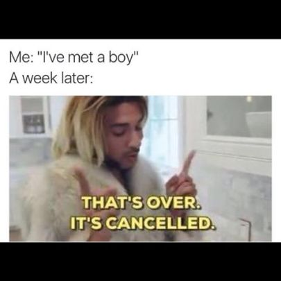 Image result for joanne the scammer that's over it's cancelled