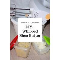 DIY || Whipped Shea Butter!