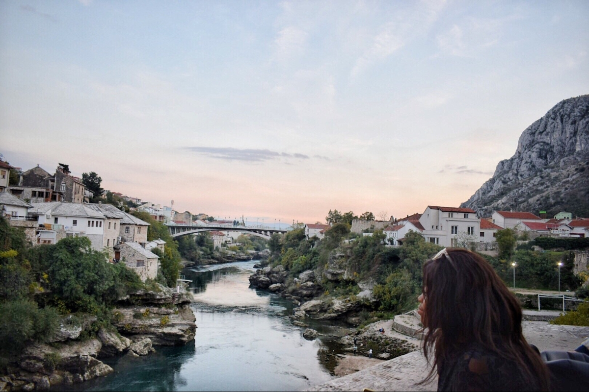 My Travel Photo Diary : Mostar, Bosnia and Herzegovina.