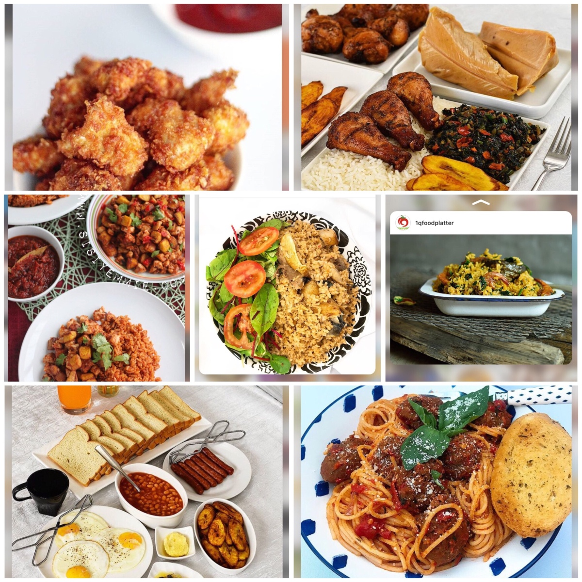 Foodlovin' : 6 Nigerian Food Blogs I Live For!