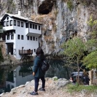 My Travel Photo Diary  : Moments From Blagaj,Bosnia and Herzegovina.