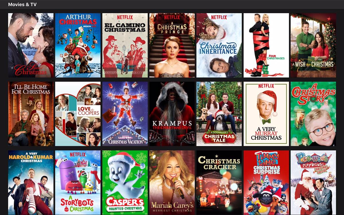 A Dogwalkers Christmas Tale.Countdown To Christmas The Christmas Movies I M Binge