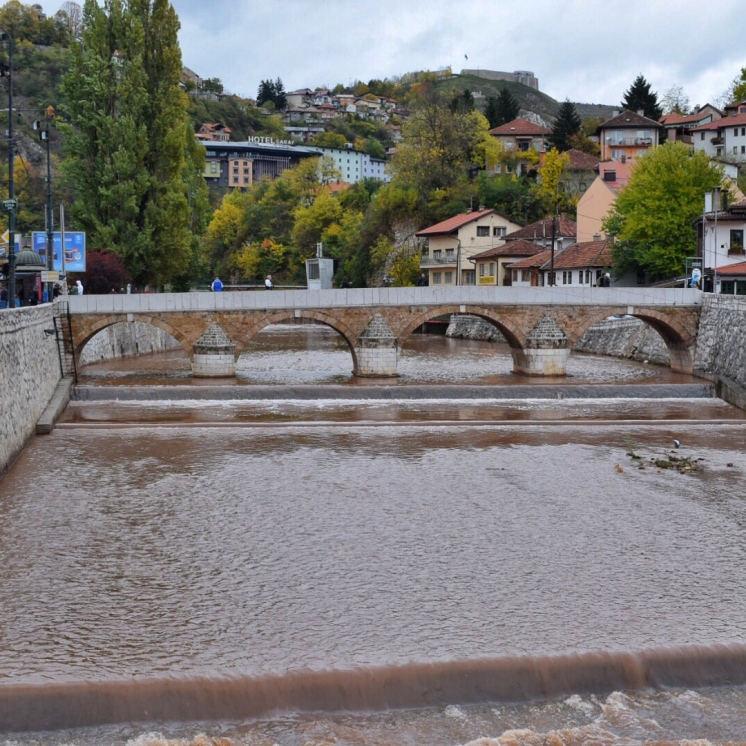 latin bridge sarajevo the ash tree journal