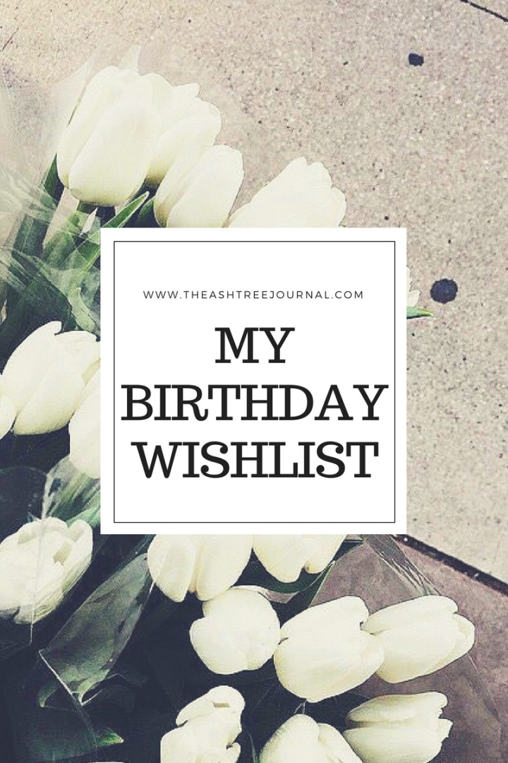 25 So Fine : My Birthday Wishlist
