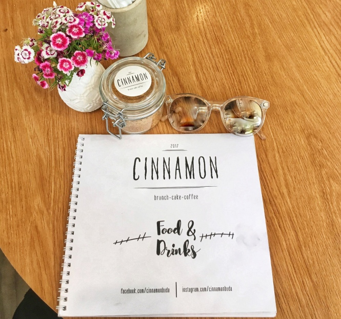 theashtree journal cinamon budapest