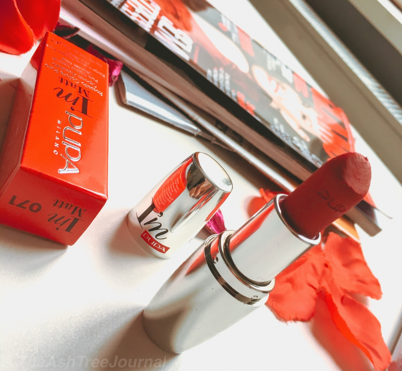 pupa milano lipstick review the ash tree journal
