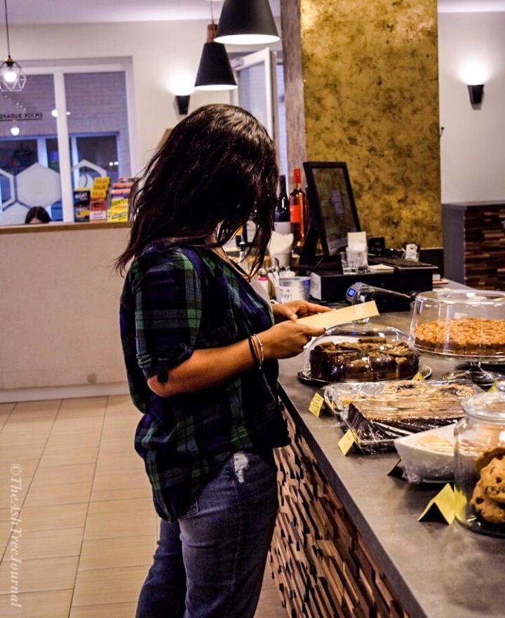 Enjoy Budapest : A New Cozy Cafe InTown