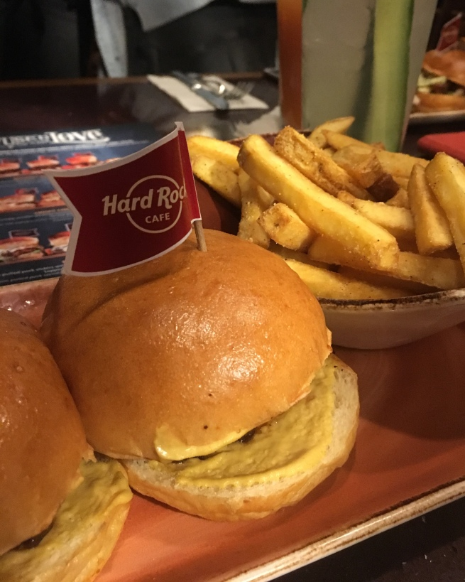 the ash tree journal hard rock cafe infused with love sliders