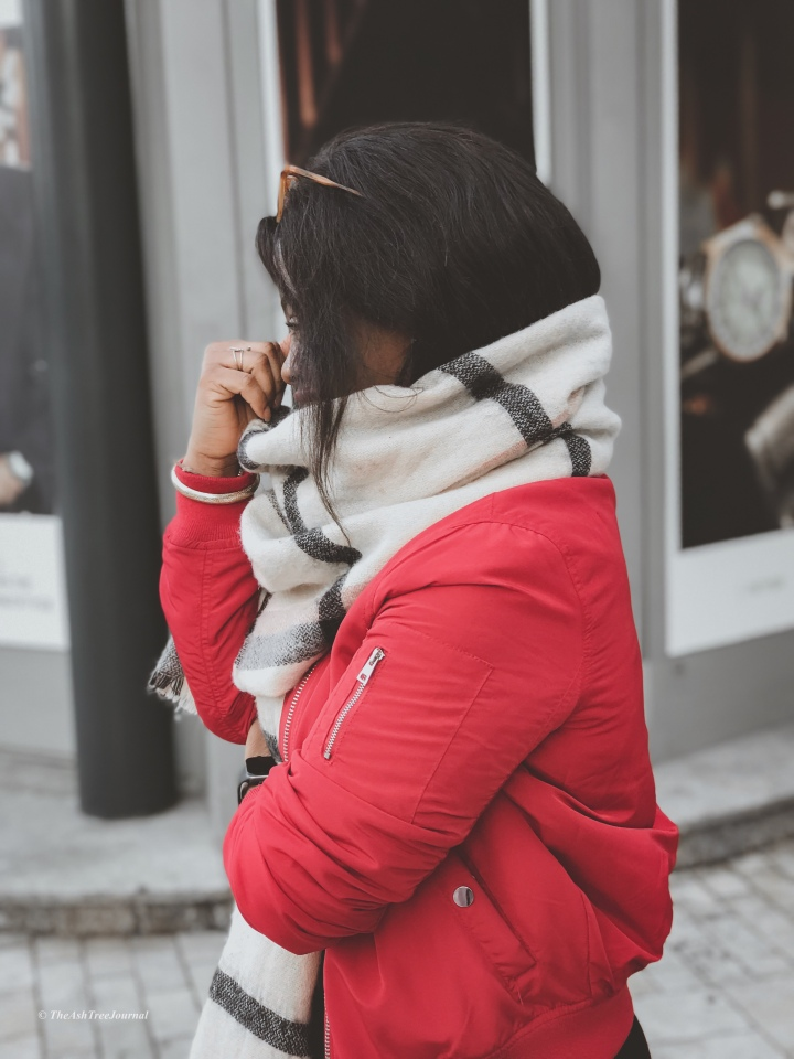 Why Blanket Scarves Are A Must Have (+Tips On How To Make One For Yourself )