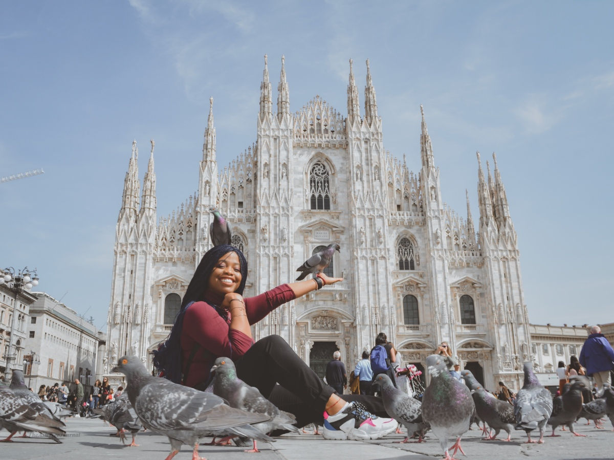 My Travel Photo Diary :  Moments From Milan, Italy