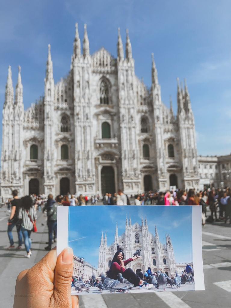 travel diaries milan italy the ash tree journal