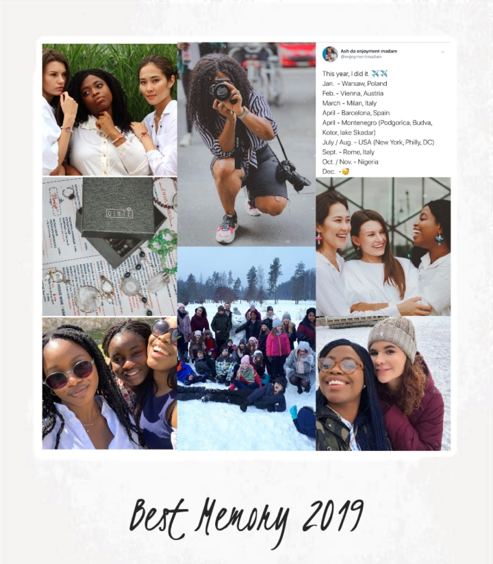 2019 Year In Review : The Most Defining Moments From The Year (Finding myself, Losing a Parent,AndMore)