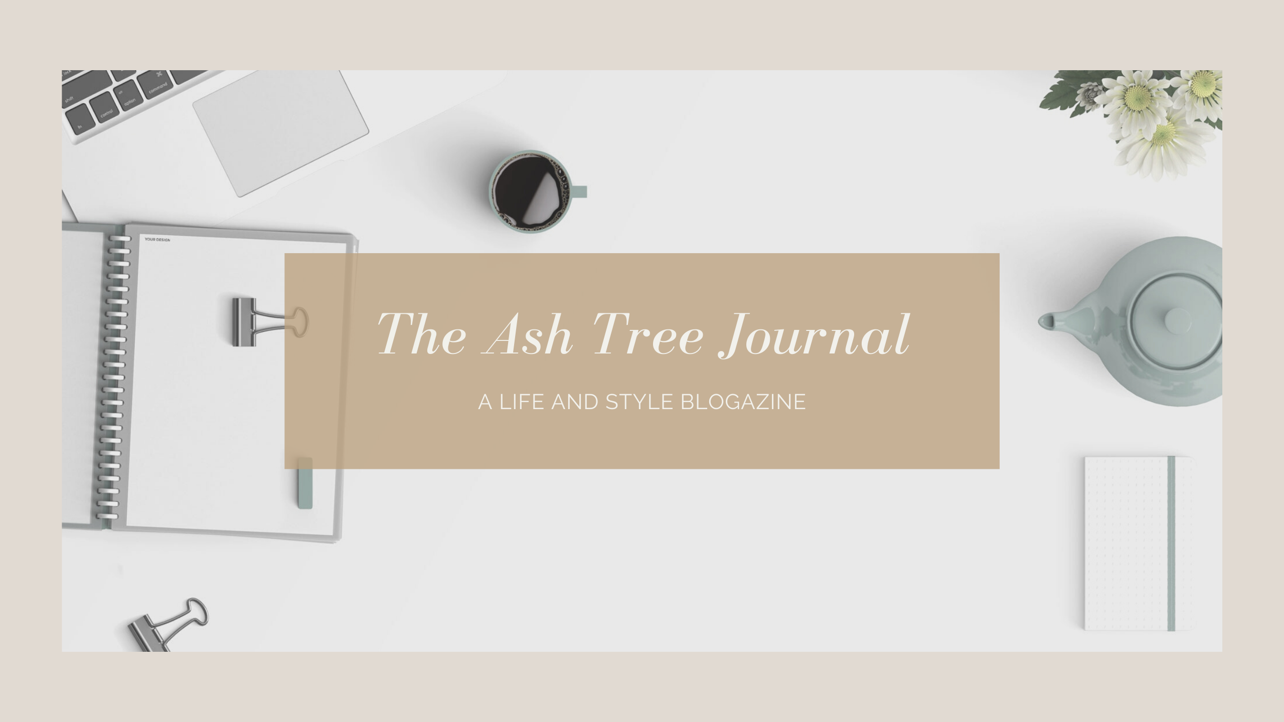 THE ASH TREE JOURNAL COM LOGO HOMEPAGE THEASHTREEJOURNAL
